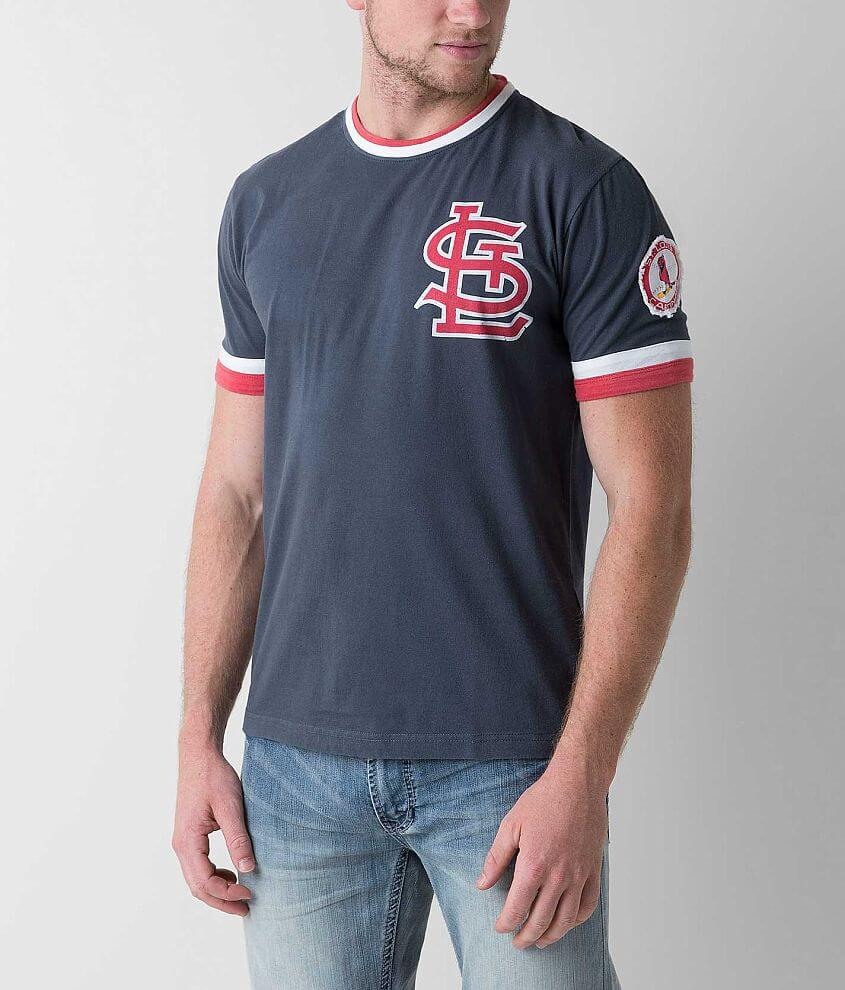 Red Jacket St. Louis Cardinals T-Shirt front view