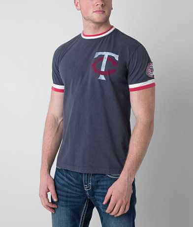 Red Jacket Minnesota Twins T-Shirt