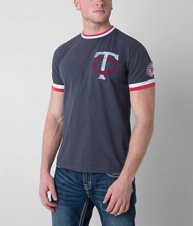 Red Jacket Minnesota Twins T-Shirt
