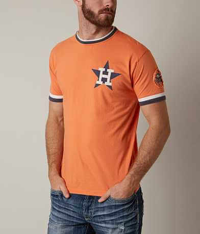 Red Jacket Houston Astros T-Shirt