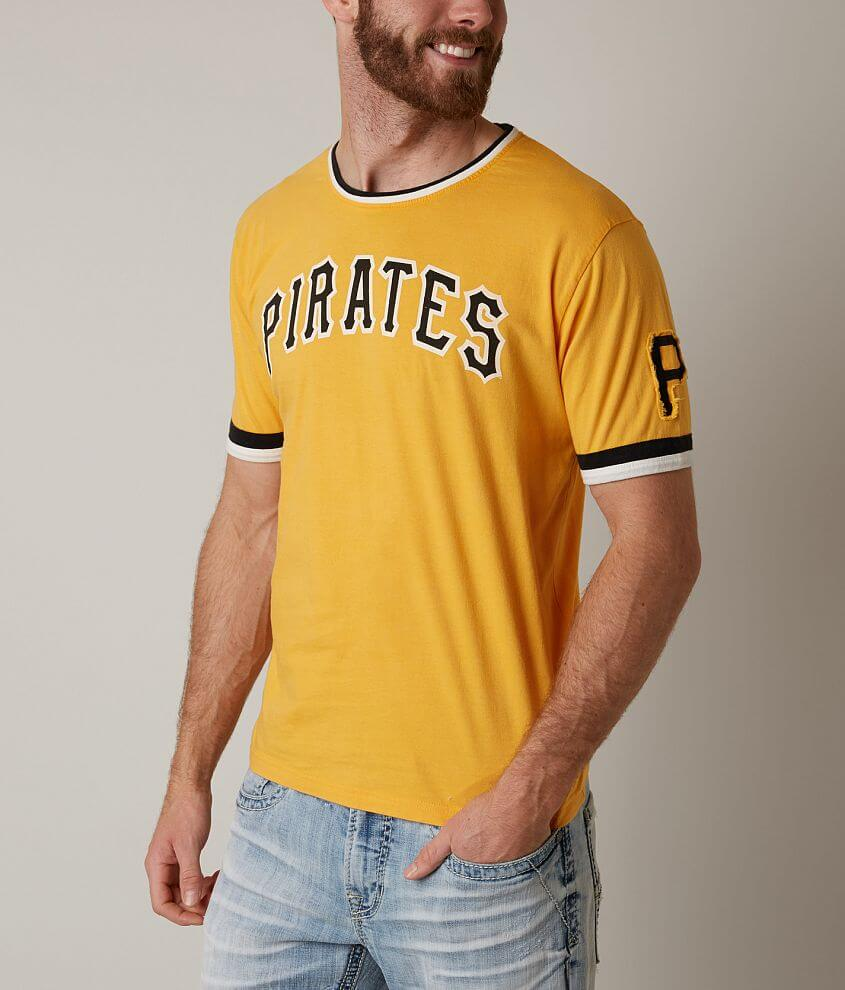 Red Jacket Pittsburgh Pirates T-Shirt front view