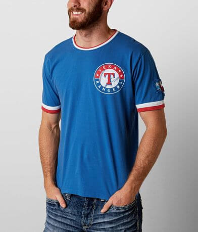 Red Jacket Texas Rangers T-Shirt