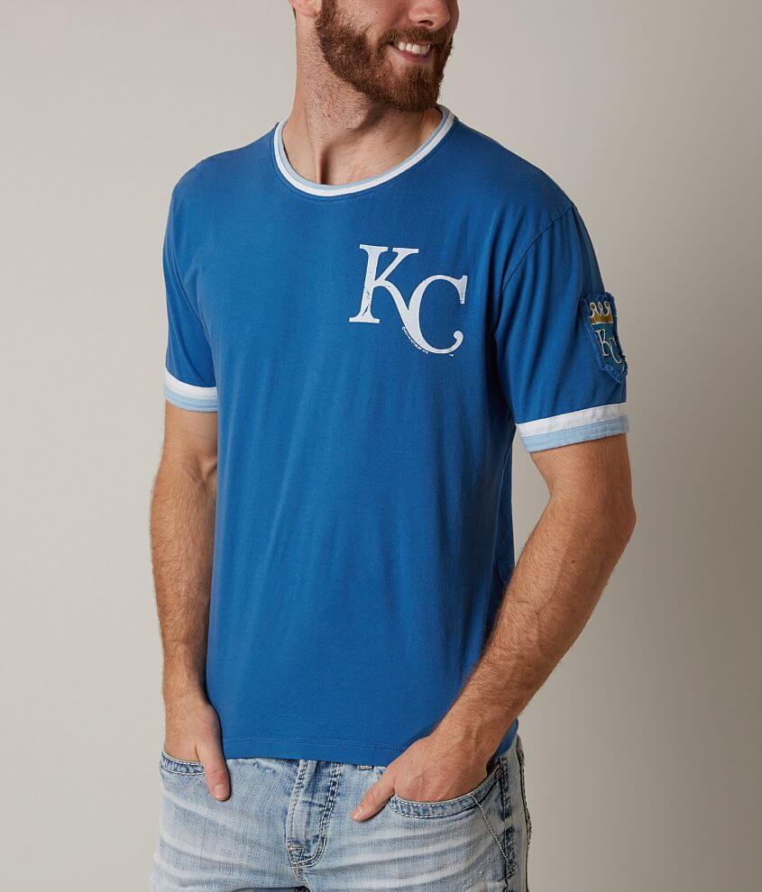 Red Jacket Kansas City Royals T-Shirt front view