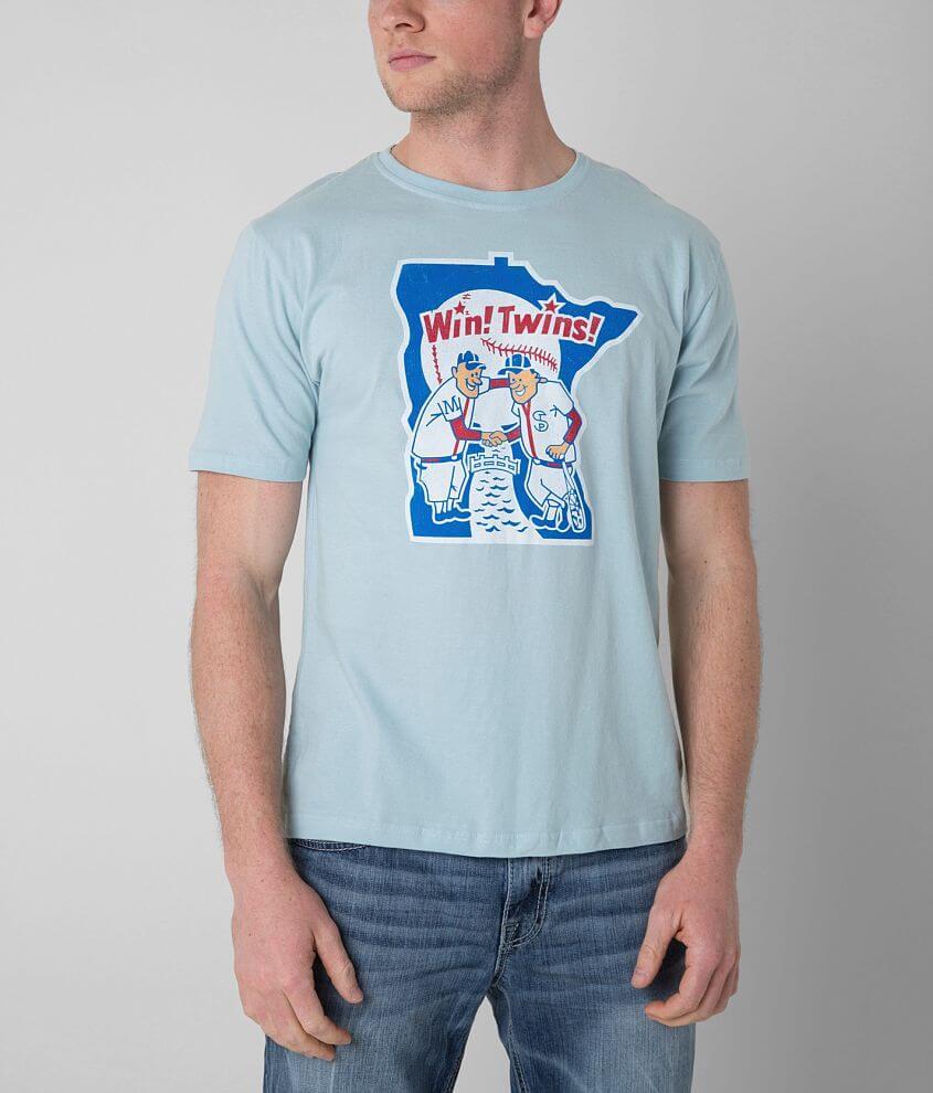 Wright & Ditson Minnesota Twins T-Shirt front view