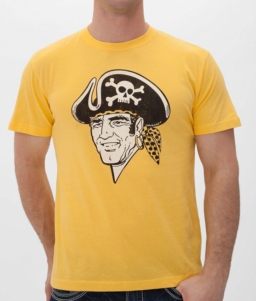 Wright & Ditson Pittsburgh Pirates T-Shirt front view