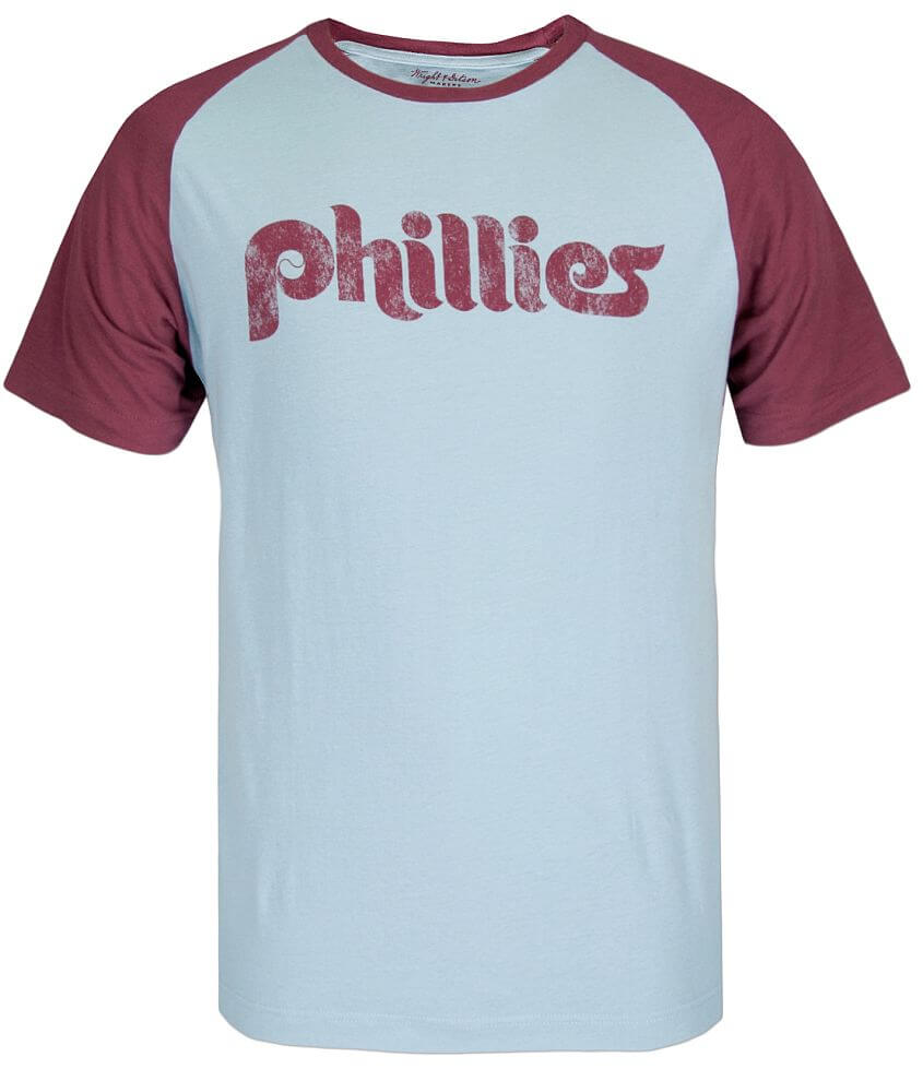 Wright & Ditson Phillies T-Shirt front view