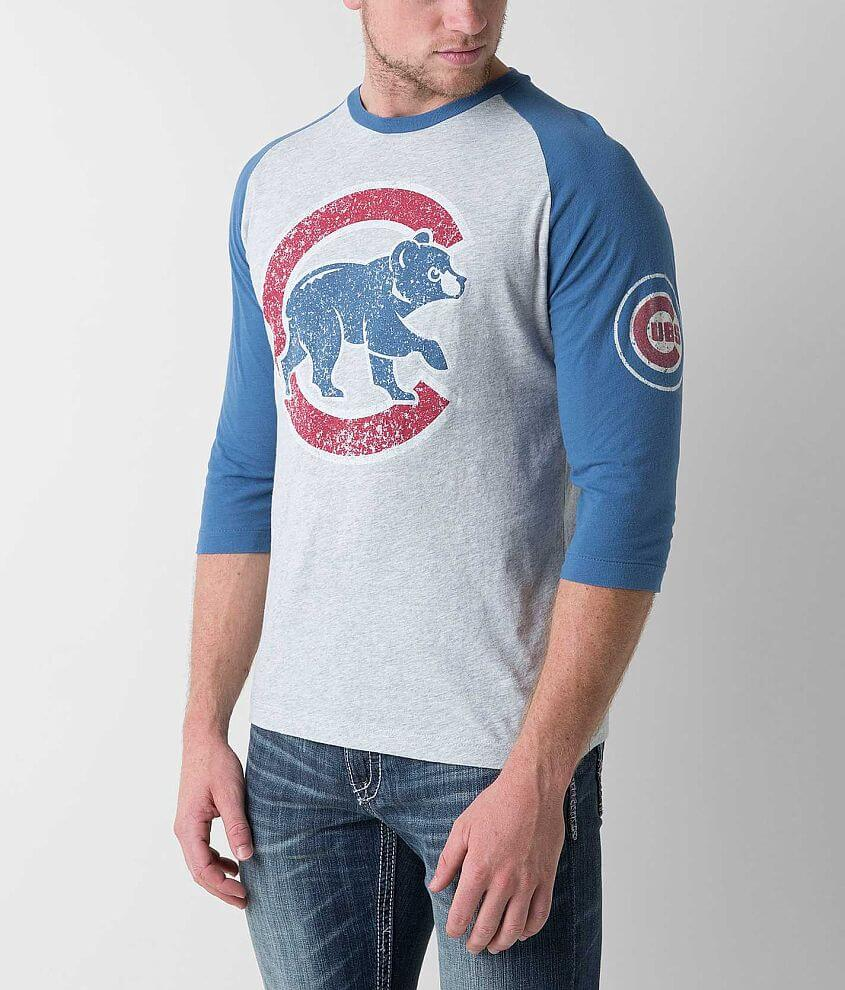 Wright & Ditson Chicago Cubs T-Shirt front view