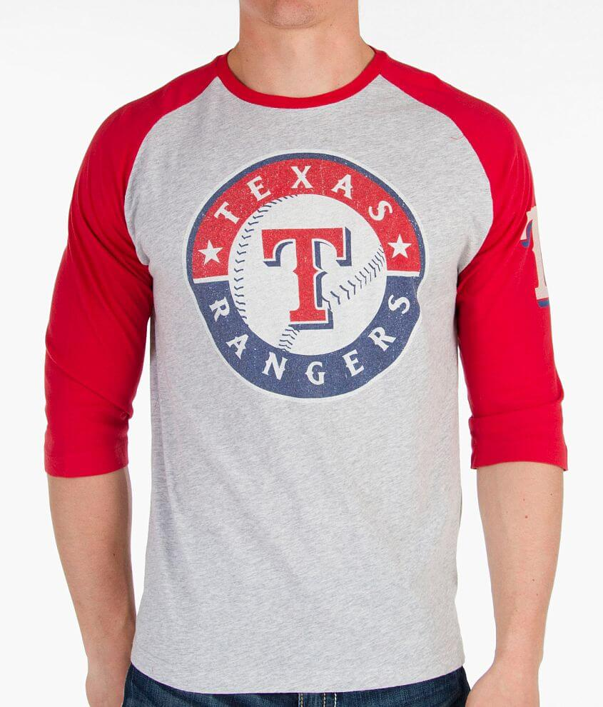 Wright & Ditson Texas Rangers T-Shirt front view