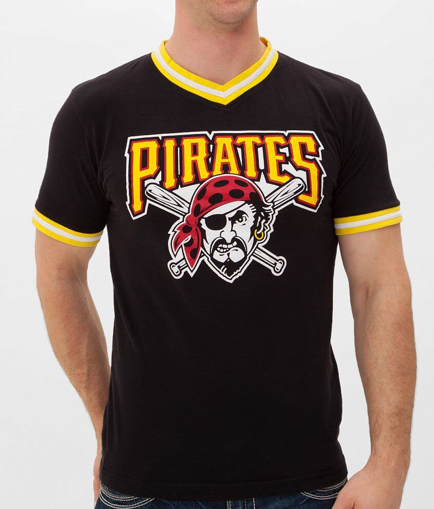 Wright & Ditson Pittsburgh V-Neck T-Shirt front view