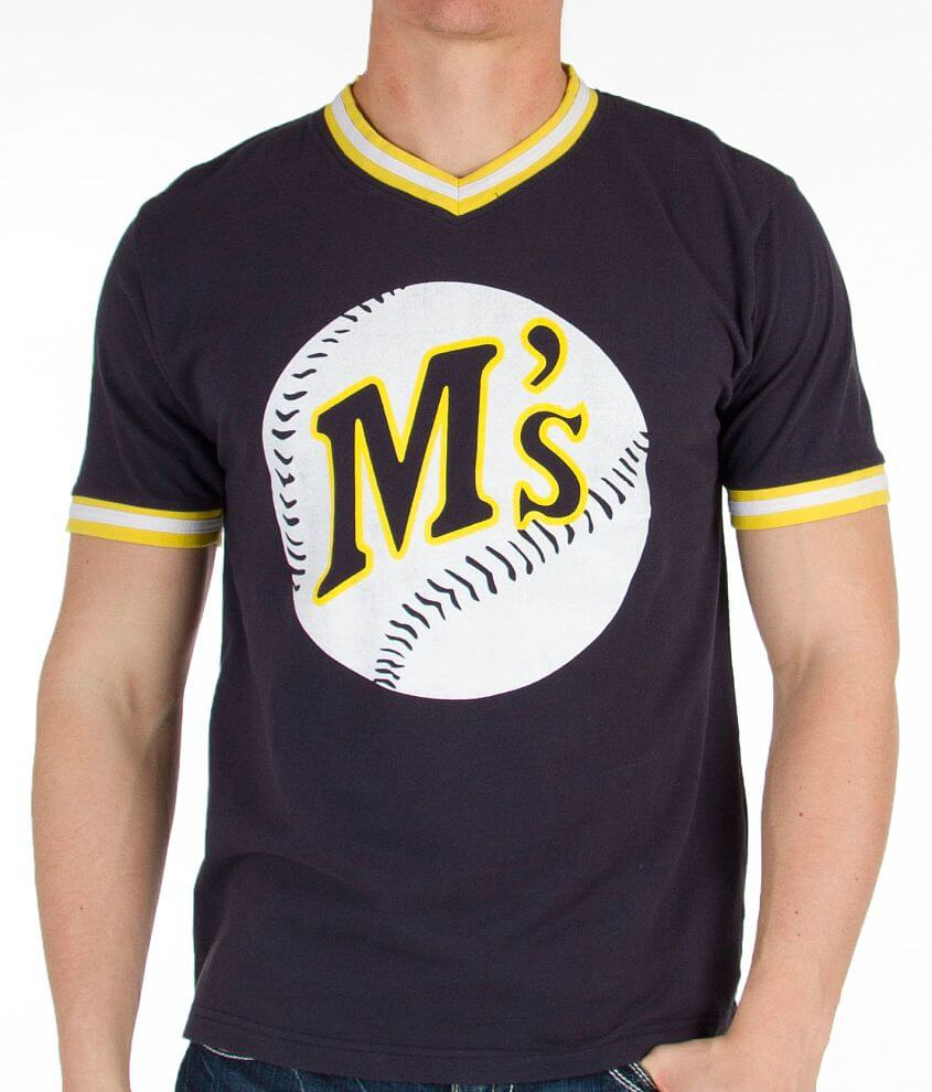 Wright & Ditson Seattle Mariners T-Shirt front view