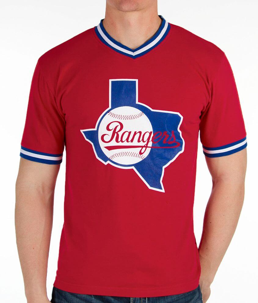 Wright & Ditson Texas Ranger T-Shirt front view