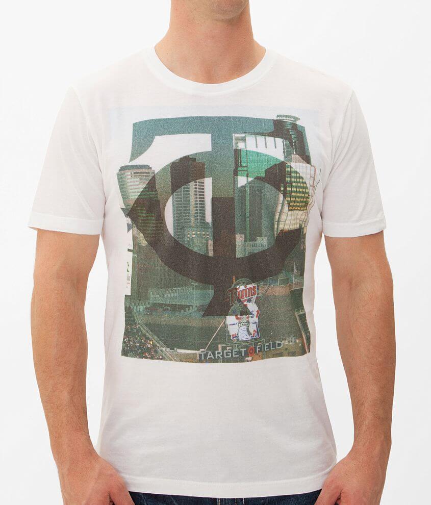 American Needle Minnesota Twins T-Shirt front view