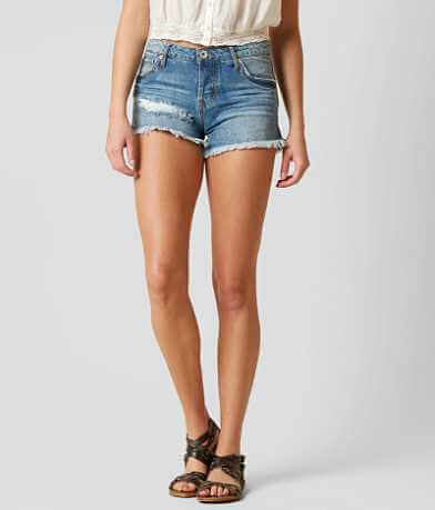 Band Of Gypsies Rose High Rise Stretch Short