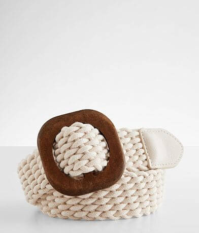 BKE Woven Pull Through Belt