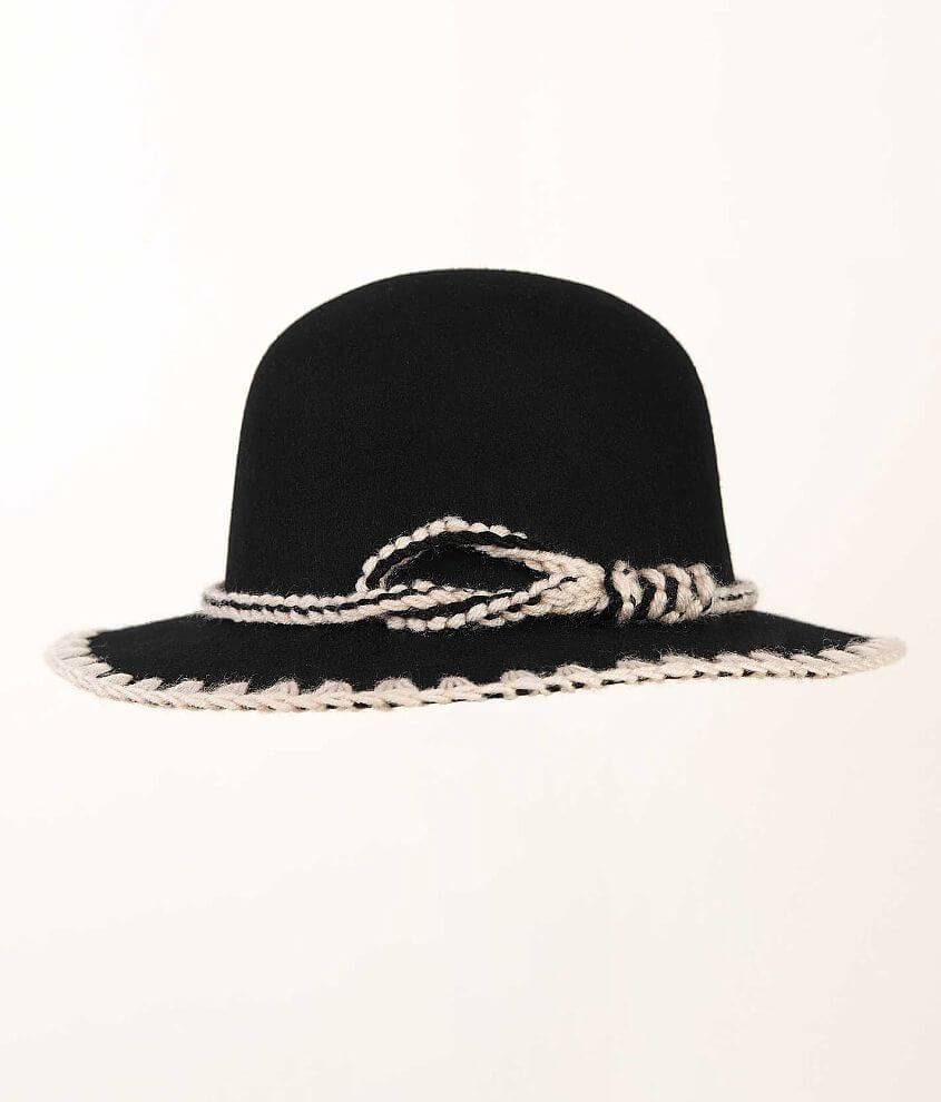 Floppy Hat front view