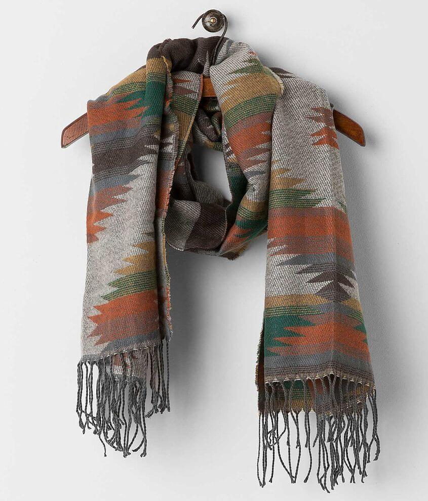 Southwestern Scarf front view