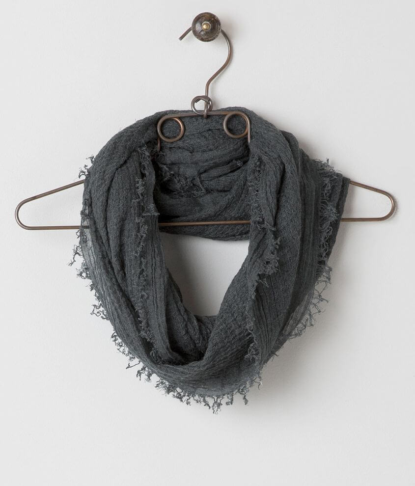 Textured Scarf front view