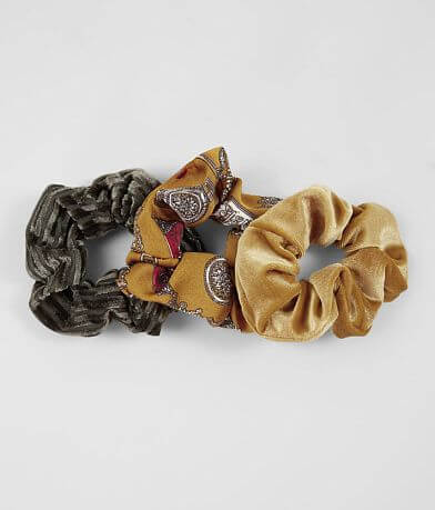 BKE 3 Pack Hair Scrunchies
