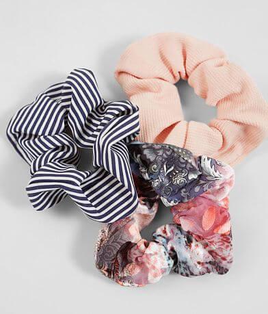 BKE 3 Pack Hair Scrunchies
