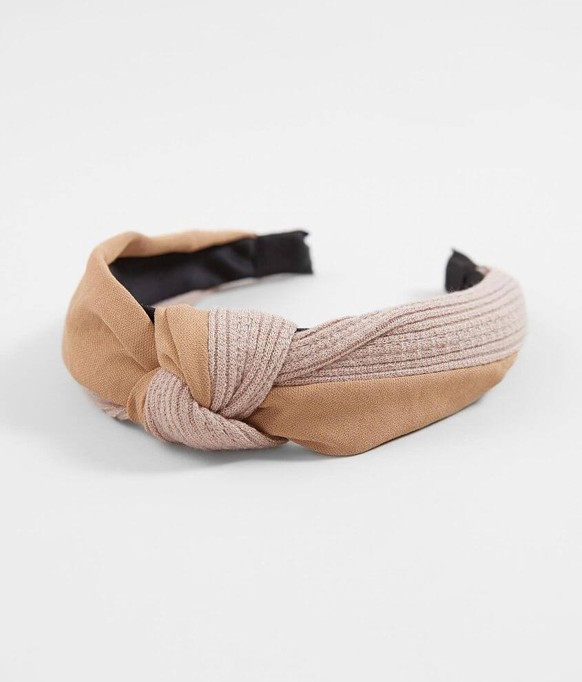 fc2ad6b026a BKE Top Knot Headband - Women's Accessories in Nude | Buckle