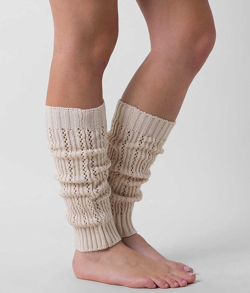 Daytrip Knit Legwarmer front view