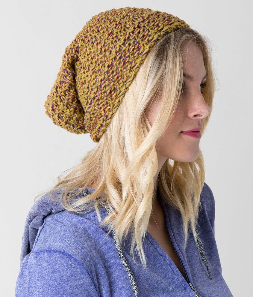 Slouchy Beanie front view