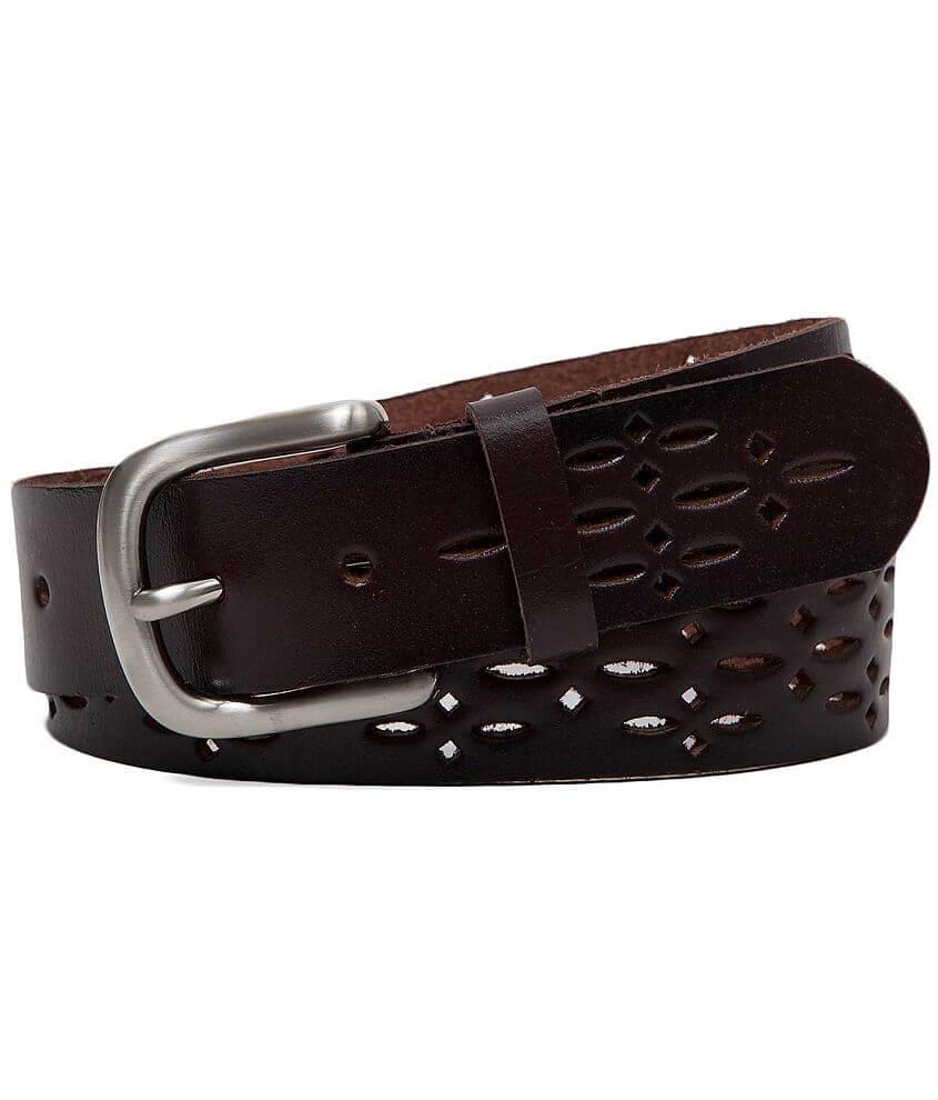 BKE Cut-Out Belt front view