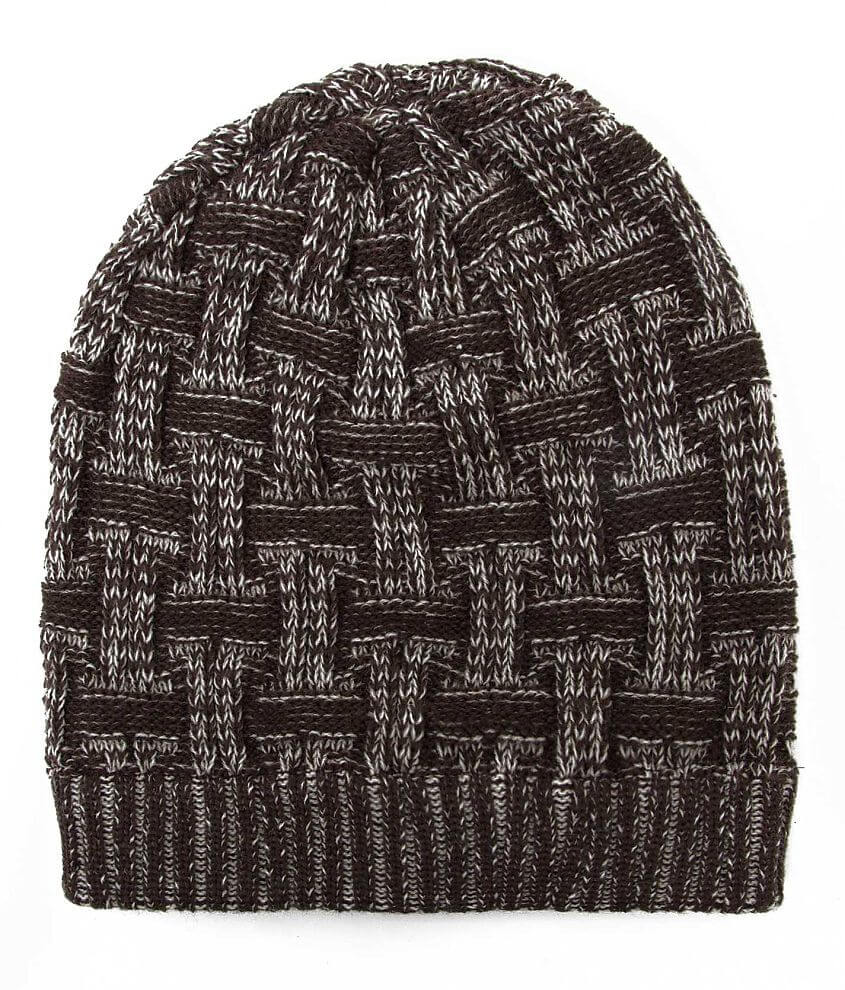 Amici Knit Beanie front view