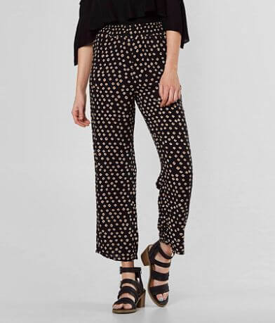 Amuse Society Sunset Stroll Wide Leg Pant