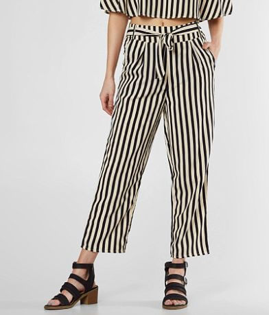 Amuse Society Night Out Wide Leg Pant