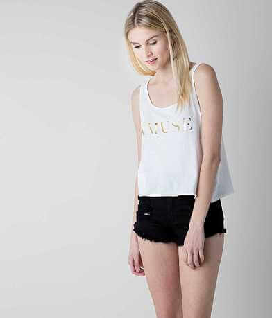 Amuse Society High Society Tank Top