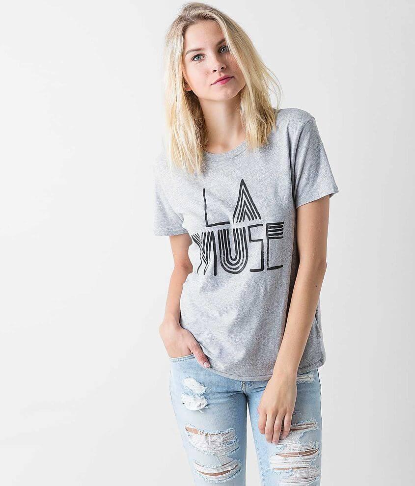 Amuse Society LA T-Shirt front view