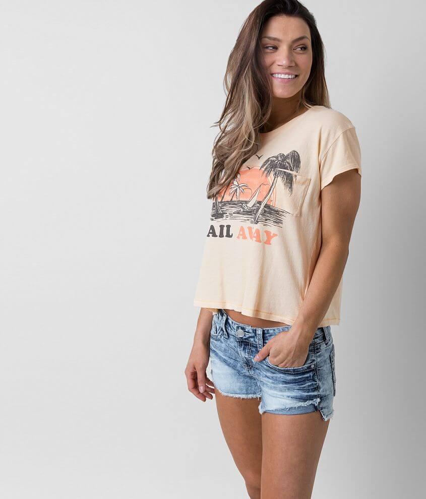 Amuse Society Sail Away T-Shirt front view