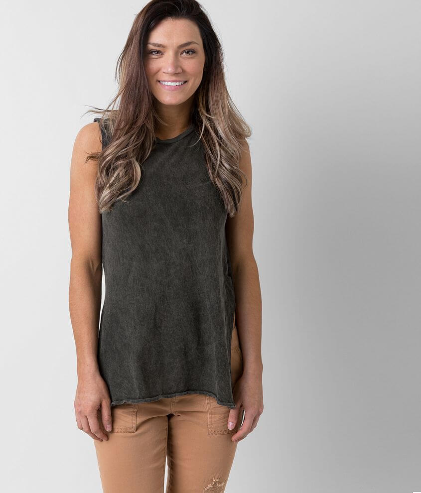 Amuse Society Mineral Tank Top front view