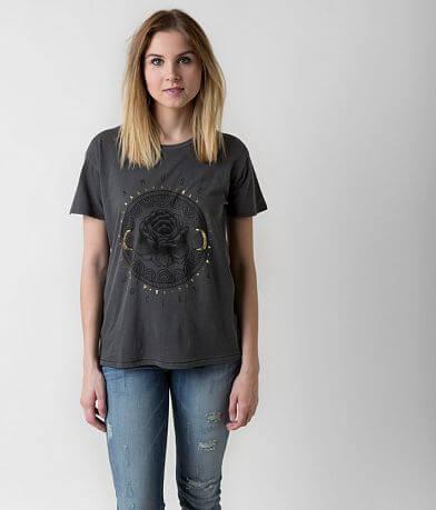 Amuse Society Mystic Lotus T-Shirt