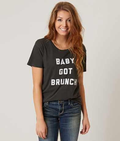 Amuse Society Baby Got Brunch T-Shirt