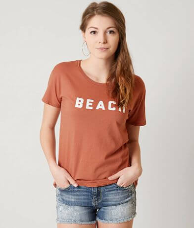 Amuse Society Beach T-Shirt
