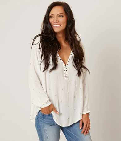 Amuse Society Ryden Henley Top