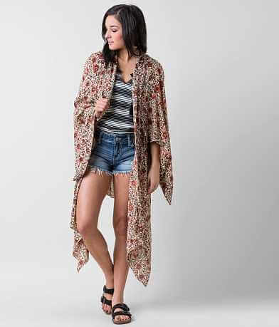 Amuse Society Chasing Dreams 2-Way Cardigan