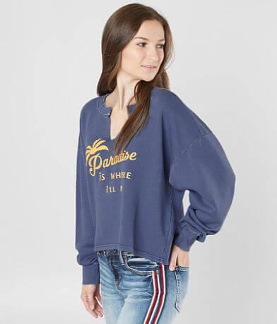 Amuse Society Paradise Sweatshirt
