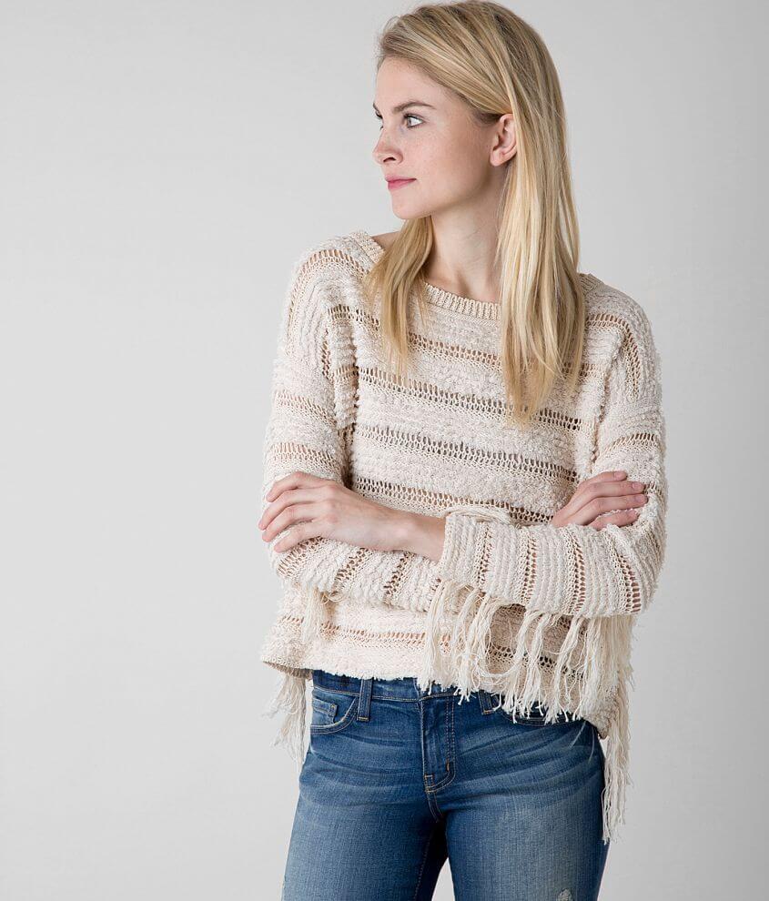 Amuse Society Keiara Sweater front view
