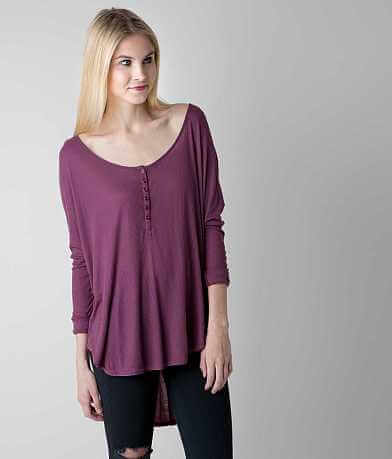 Amuse Society Riley Henley Top