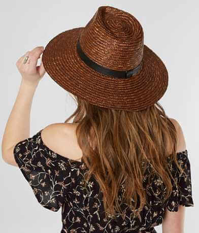 Amuse Society Don't Look Back Straw Hat