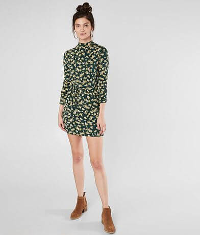 Amuse Society Frolic Floral Dress