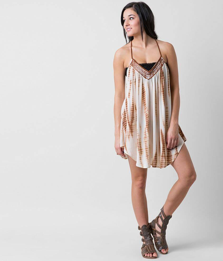 Amuse Society Sass Swim Cover-Up front view