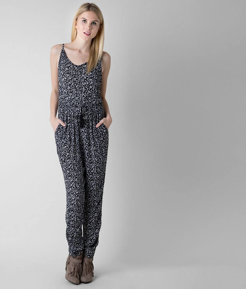 Amuse Society Layne Romper front view