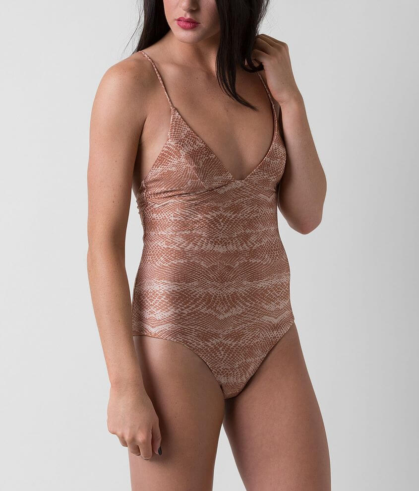 Amuse Society Esther Swimsuit front view