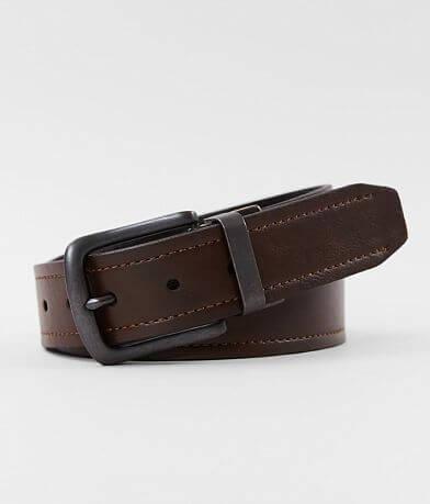 BKE Embroidered Reversible Belt