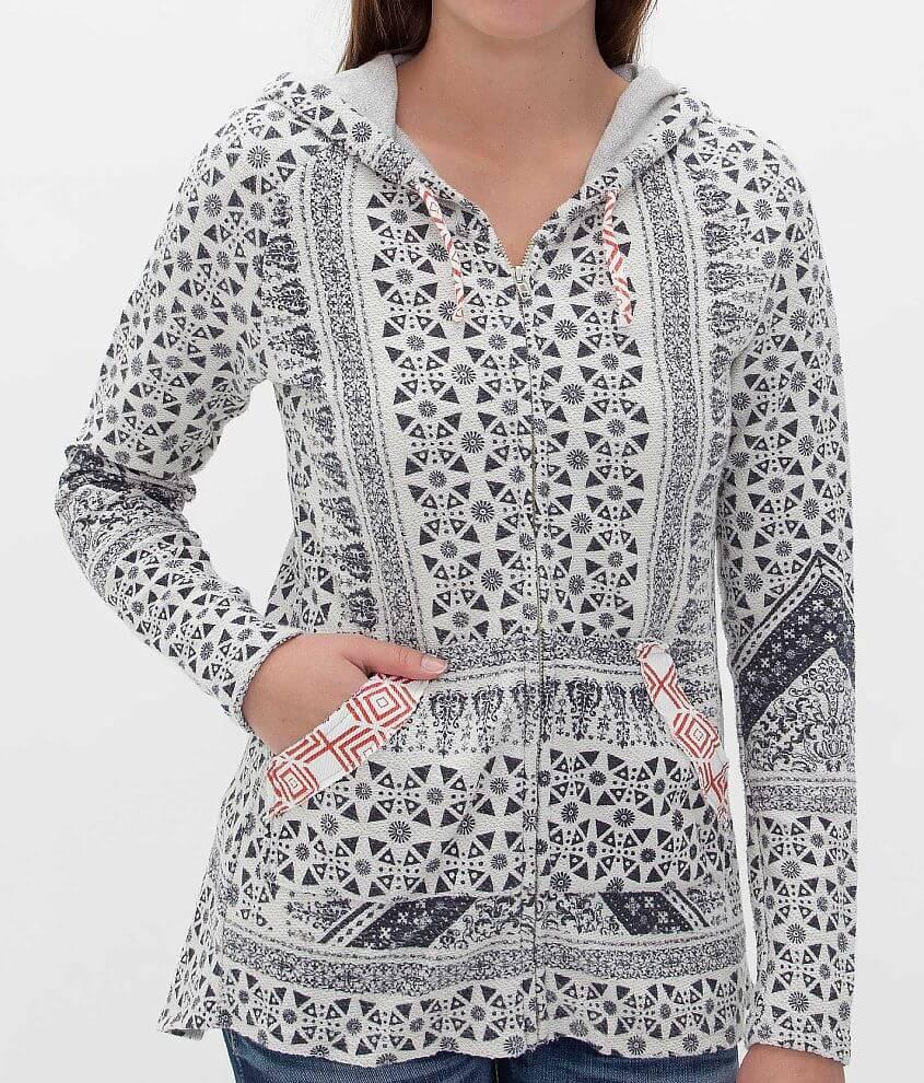Anama Printed Sweatshirt front view