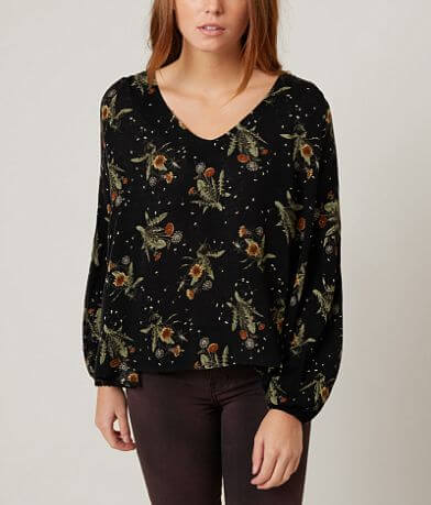 Anama Floral Top